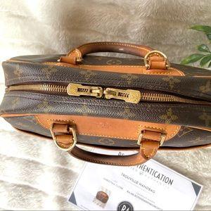 Louis Vuitton Bags - Louis Vuitton Trouville Handbag Authenticated